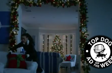Nationwide Plays Santa While TGI Fridays Entices Consumers