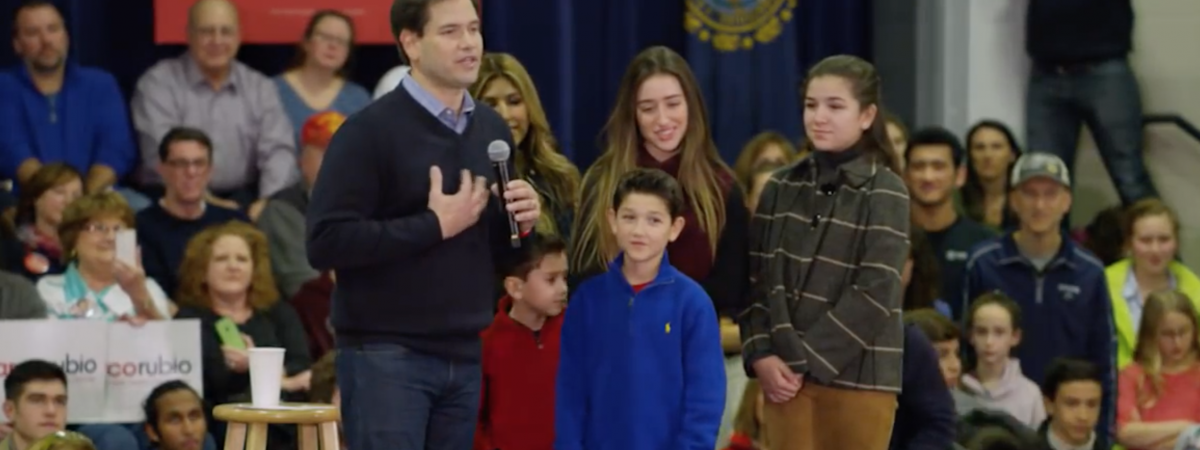 Why Marco Rubio's Ads Didn't Sway Voters