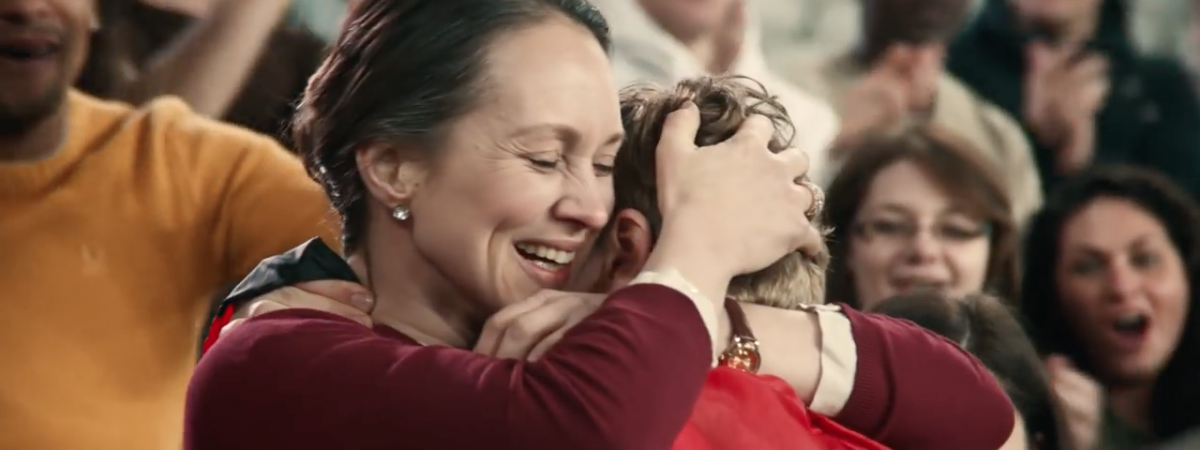 "Ad of the Week: P&G Dazzles Again with ""Thank You, Mom – Strong"""