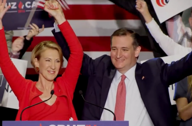 Carly Fiorina Made Things Worse For Doomed Ted Cruz Campaign, TV Ad Study Suggests