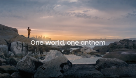 Campaign US — Ad of the Week: Samsung's stirring anthem might be just what the world needs