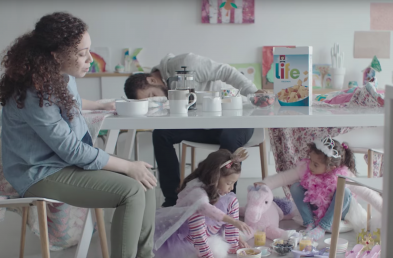 "Campaign US — ""Life"" cereal returns, and the audience likes it!"