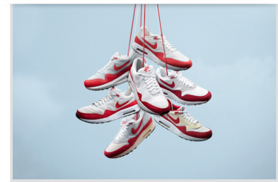 Footwear News — New Study: Nike's Ads Are the Most Effective