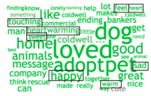 Baby Boomer Coldwell Banker Word Cloud