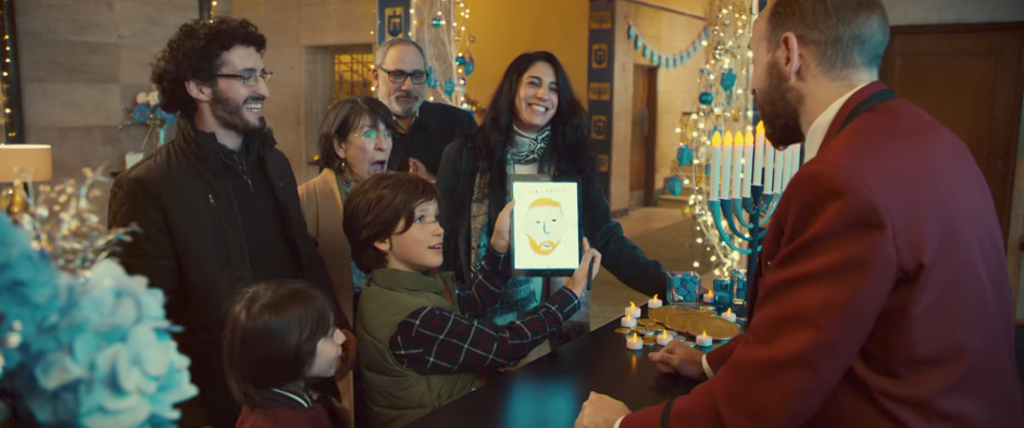 Most Liked Holiday Ads
