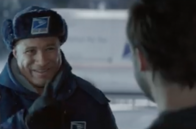 USPS, Amazon, Mercedes Pull Heartstrings With Top Holiday Ads