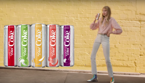 DIET COKE SIZZLES DESPITE SUPER BOWL AD FIZZLE