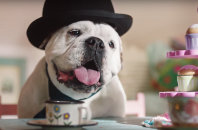 Old Dog Finds New Home in Coldwell Banker Ad