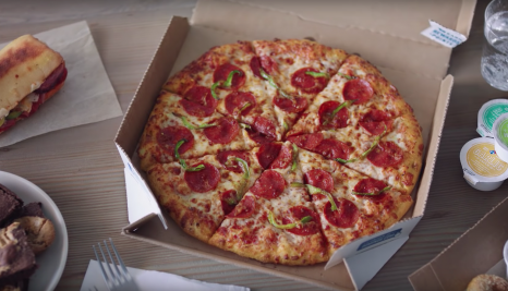 The Yummiest Pizza Ads Will Have You Craving a Slice