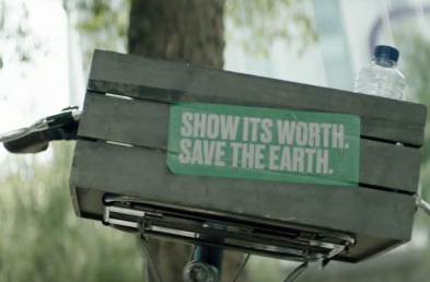 Brands Go Green: Environmental Messages Heat Up Along with the Planet