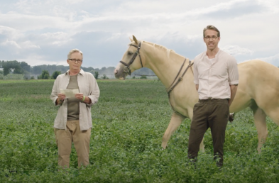 Ad Age — Happy Birthday, Ryan Reynolds! These Are Your 10 Top-Scoring Ads