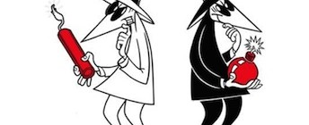 Spy vs Spy: You Lose