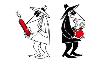 Spy vs Spy: You Lose