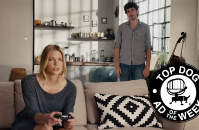 Ads of the Week: Xbox, Lysol, Hillshire and IHOP