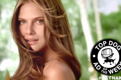 """Ads of the Week: Herbal Essences' """"Time to Expose Yourself"""" & Samsung's """"It's A Miracle"""""""