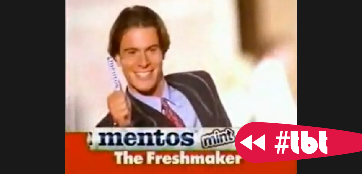 Mentos Jingle Still Fresh in Consumers' Minds