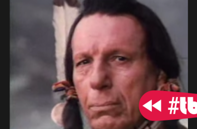 """Even 40 Years Later, """"The Crying Indian"""" Still Rings True"""
