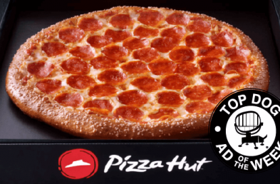 Pizza Hut and Duracell Close the Year With High Scores