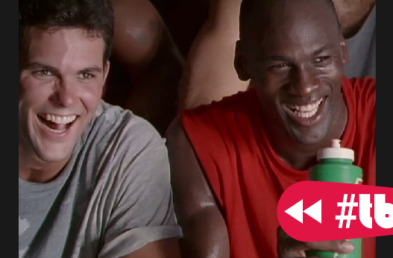"Gatorade's ""Be Like Mike"" Relives the '90s"