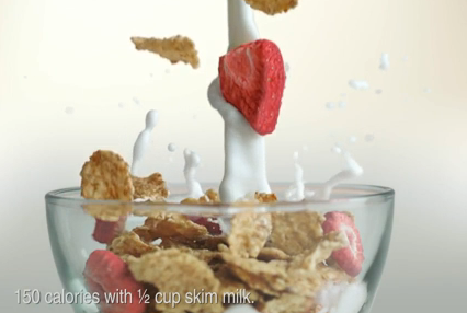 Special K Moves in the Right Direction with Positive Nutrition Message