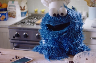 """""""Hey Siri, Who Doesn't Love Cookie Monster?"""""""