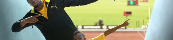 """Ad of the Week: Gatorade's """"Never Lose the Love"""" Inspires the Young at Heart"""