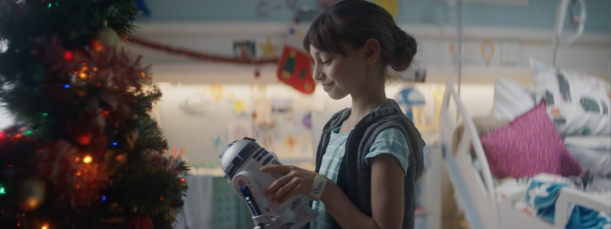 The Most Liked Ads of the 2016 Holiday Season
