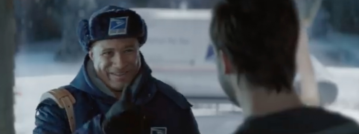 MediaPost — USPS, Amazon, Mercedes Pull Heartstrings With Top Holiday Ads