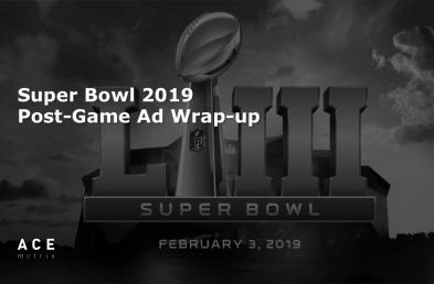 Super Bowl LIII Post-Game Ad Insights