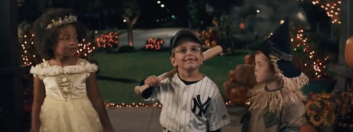 The Trick to Halloween Ads? Make them a Funny Treat