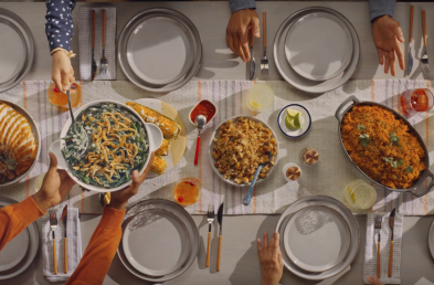 Campbell's Sets a Nostalgic Mood for Thanksgiving