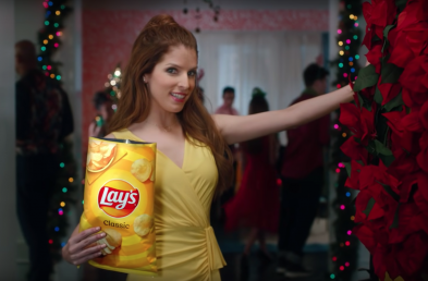 Celebrities Shine Bright in Holiday Ads