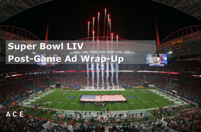 Super Bowl LIV Post-Game Ad Insights