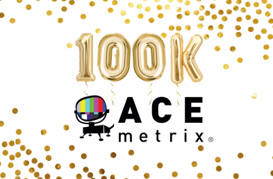 Ace Metrix Tests 100,000th Ad